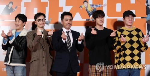 韩国票房:《极限职业》跻身最卖座影片前四