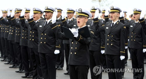 军官学校入学宣誓