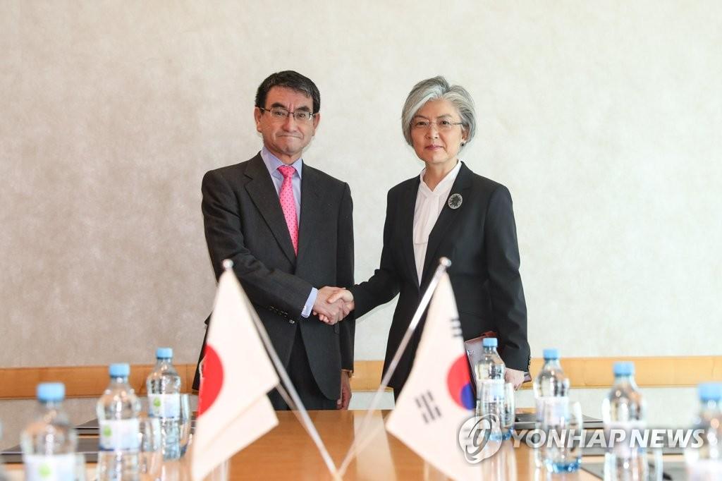 消息:韩日外长或在曼谷举行会晤