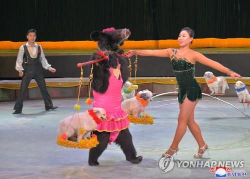 朝鲜庆光明星节