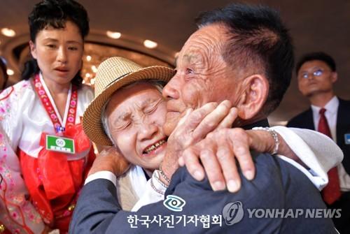 韩高官:需为韩朝高龄离散家属推特别对策