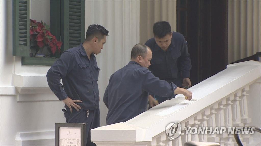 """河内索菲特酒店翻新迎""""贵宾"""""""