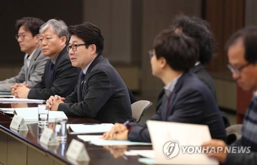 韩环境部开韩中雾霾专家会议呼吁全民参与治霾