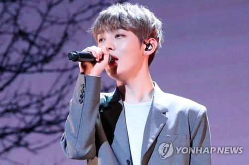 歌手尹智圣出道