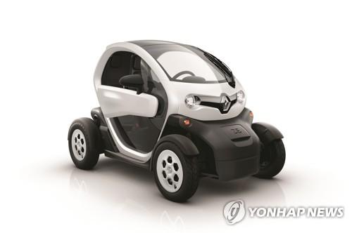 雷诺三星推出新款电动汽车
