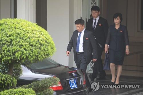 朝鲜对美谈判班底