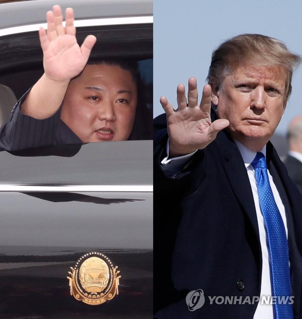 详讯:特朗普飞抵河内明起会晤金正恩