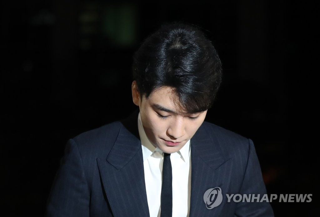 详讯:BIGBANG胜利涉色情招待接受警方调查