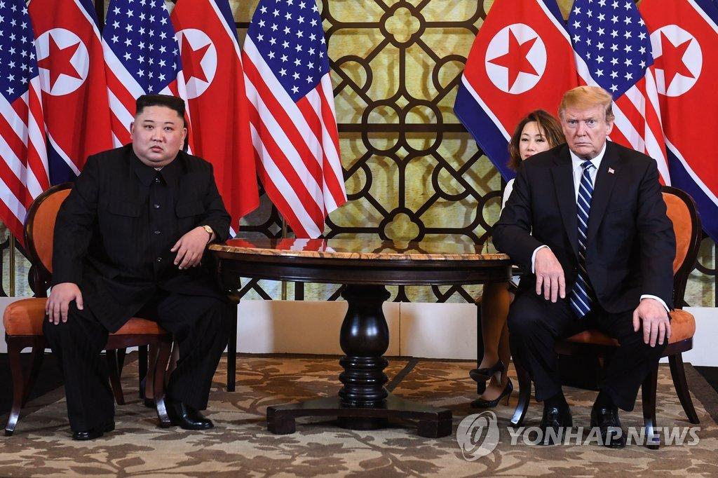 详讯:朝美领导人开启第二次正式会谈