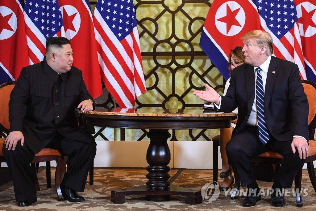 简讯:朝美领导人均欢迎美在朝设联络处