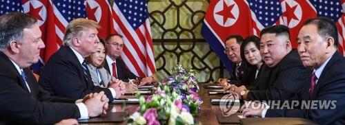 朝媒:朝美领导人商定继续展开对话
