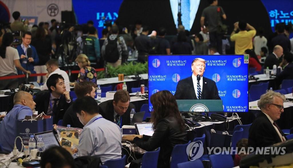 详讯:特朗普强调朝鲜弃核美国才能放宽制裁