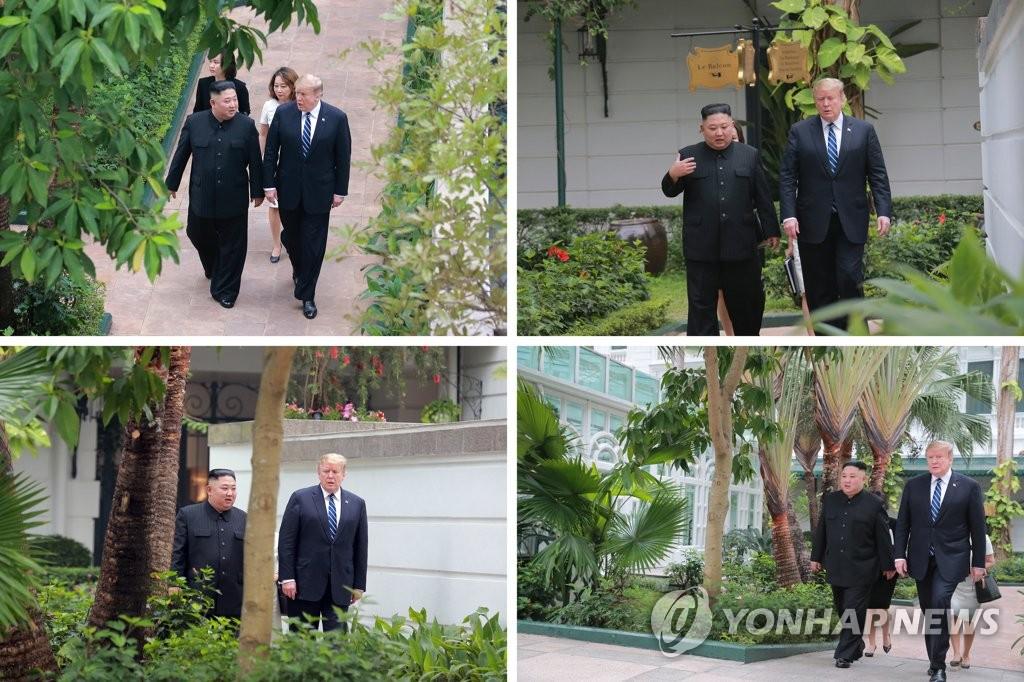 简讯:韩情报机构称金正恩计划12月会特朗普