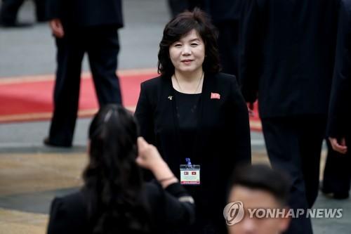 朝鲜副外相向美提议9月下旬举行磋商