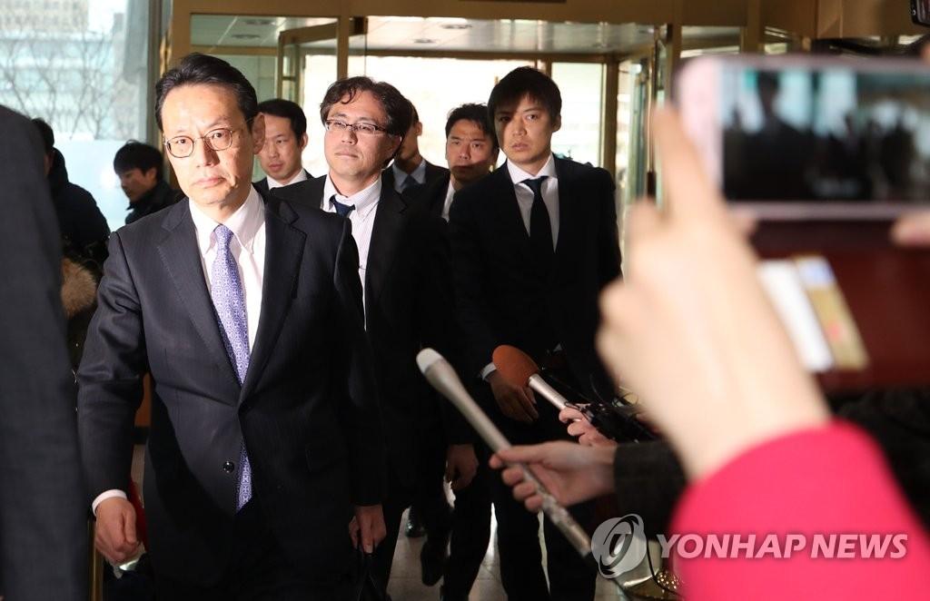 韩日明或磋商福岛海鲜进口禁令