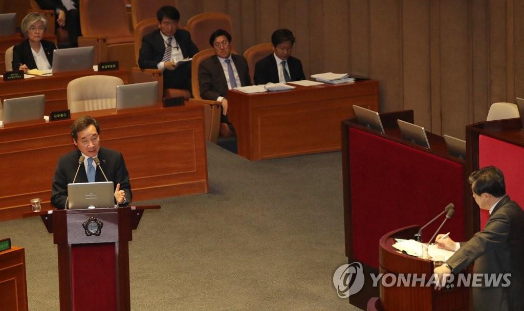 韩总理:韩朝经济合作不应超出涉朝制裁框架