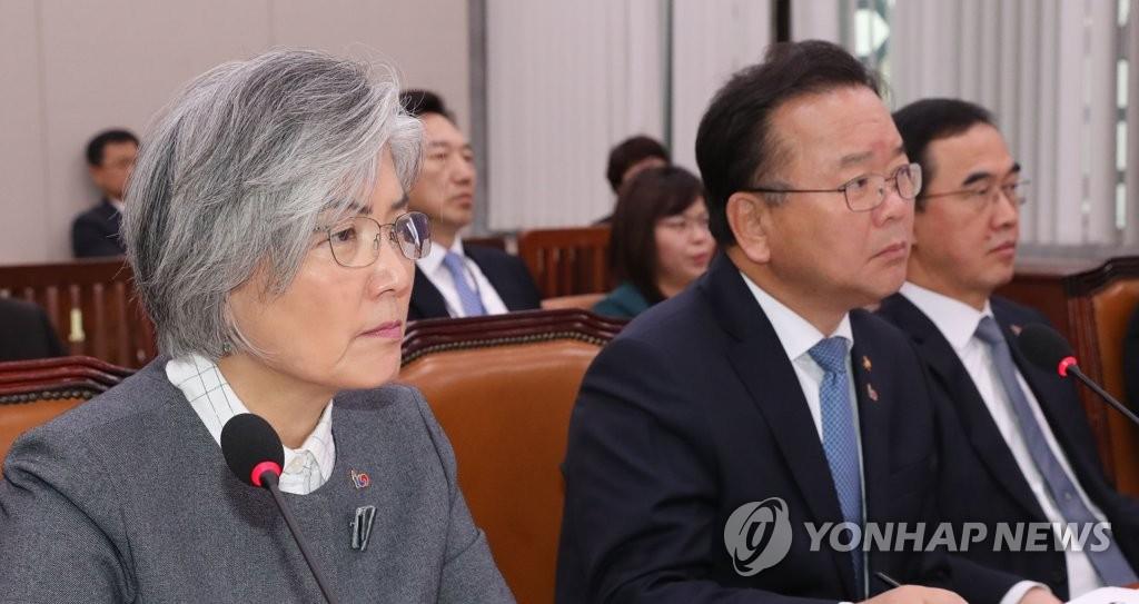 韩外长:美国在金特会要求朝鲜封存核武