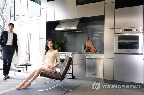 LG携手美企诺尔开展厨电营销