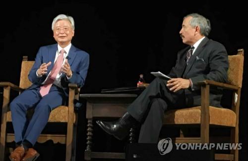 韩美大使座谈会