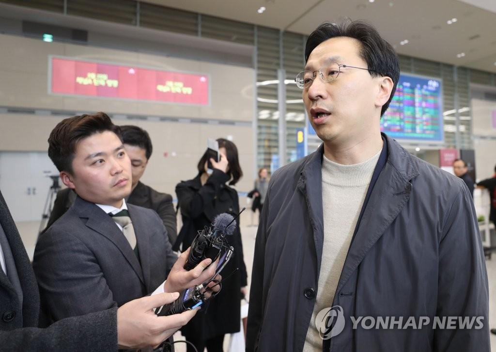 韩外交部北美和亚太局长同赴美或讨论韩日军情协定