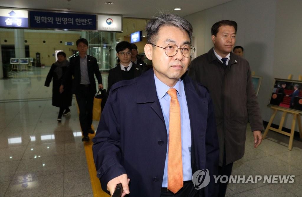 韩方人员照常赴开城韩朝联办办公