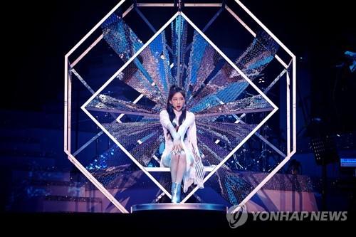 泰妍安可演唱会完美落幕