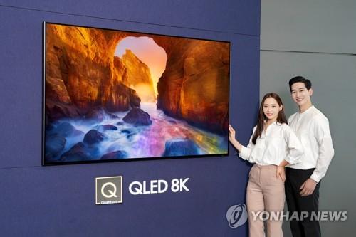 三星新款QLED电视面市