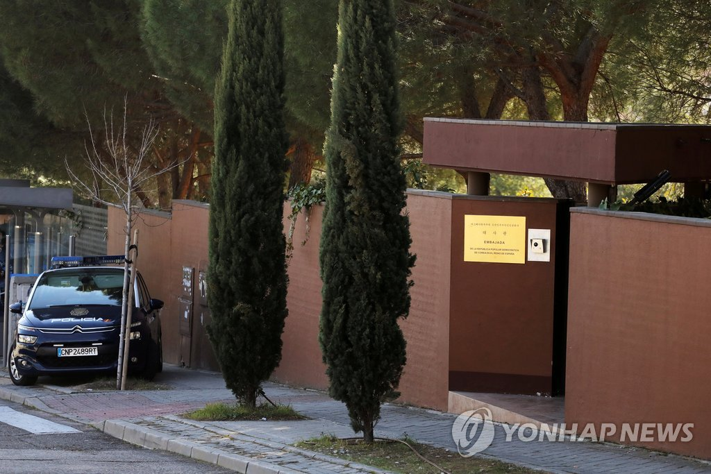 反朝团体承认闯入朝驻西使馆 称与美FBI共享信息