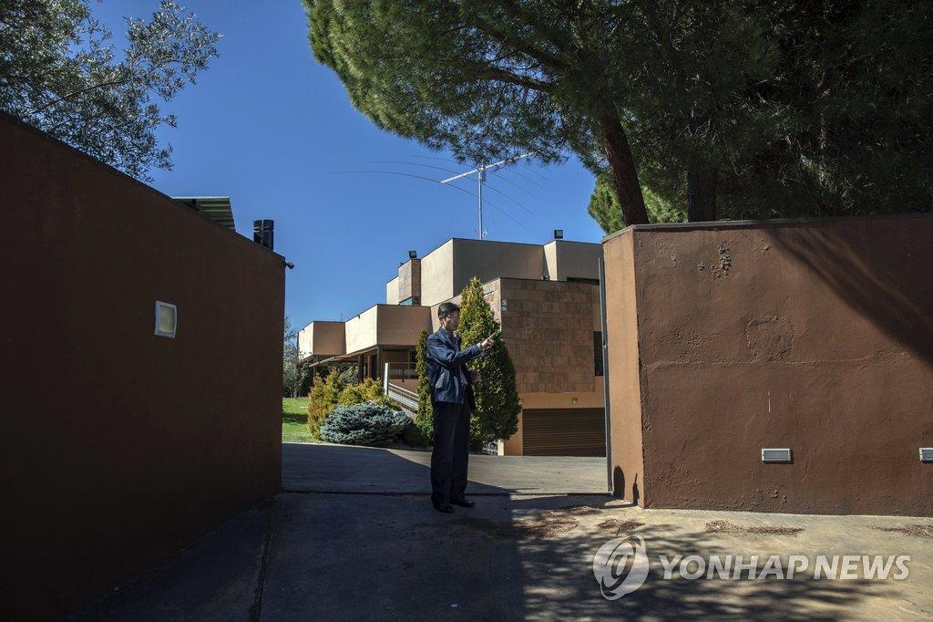 韩外交部就朝驻西班牙使馆遭袭表态