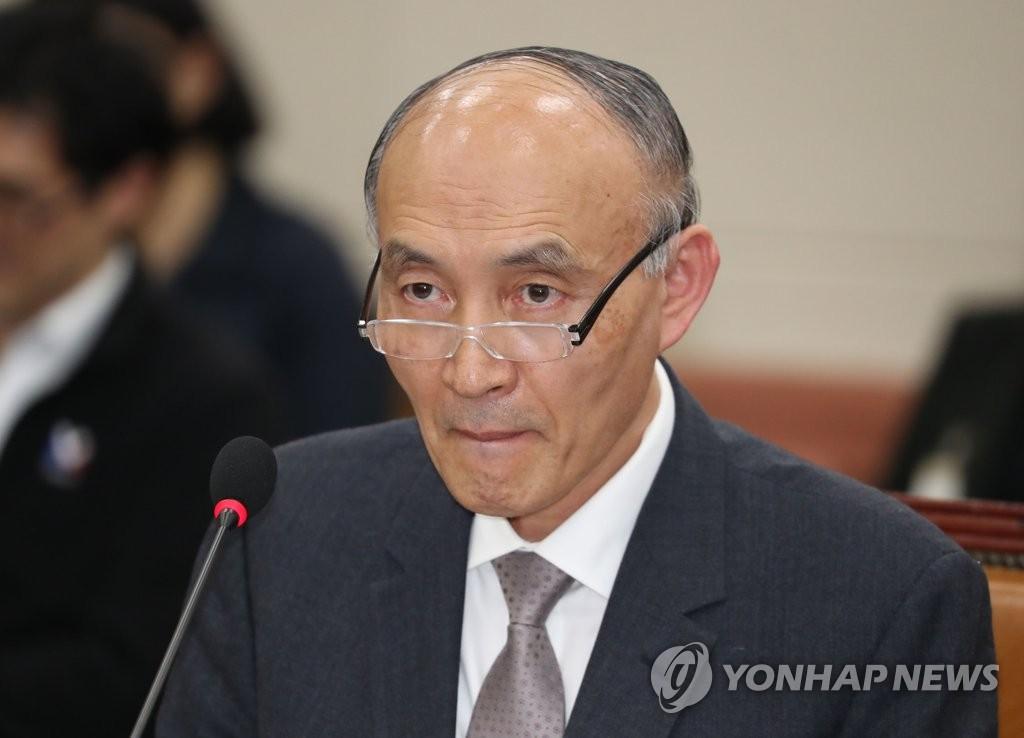 韩两部长官被提名人出局 文在寅首次撤回提名
