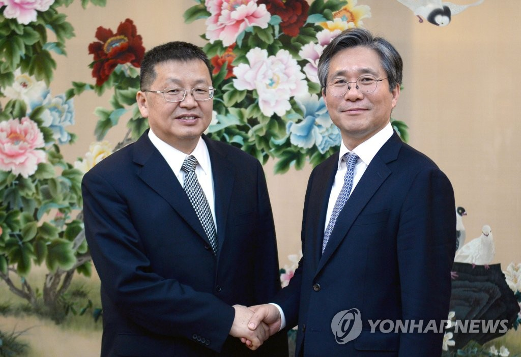 韩中商定合办火力发电论坛加强治霾合作