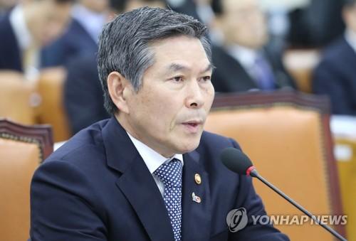 韩美防长会晤商定加强同盟关系