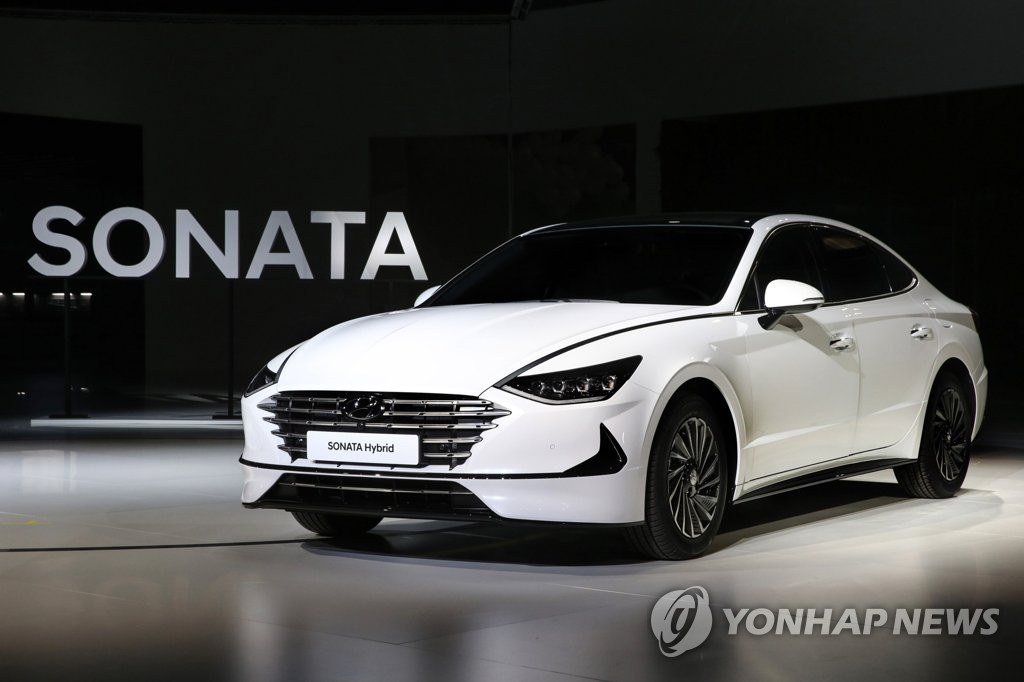 现代起亚今年前5月在韩销量创历年之最