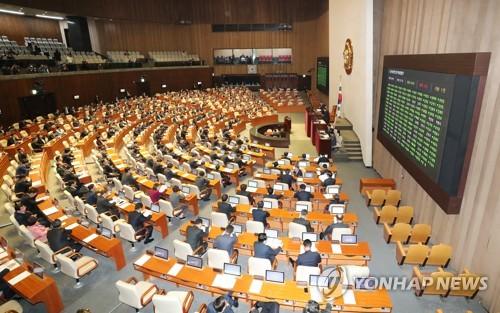 韩国国会批准第10份韩美防卫费分担协定