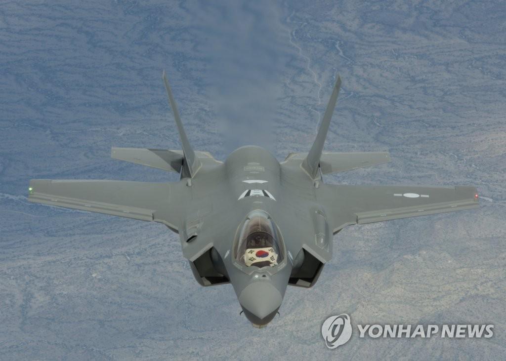 韩军明年底共将接收26架F-35A战机
