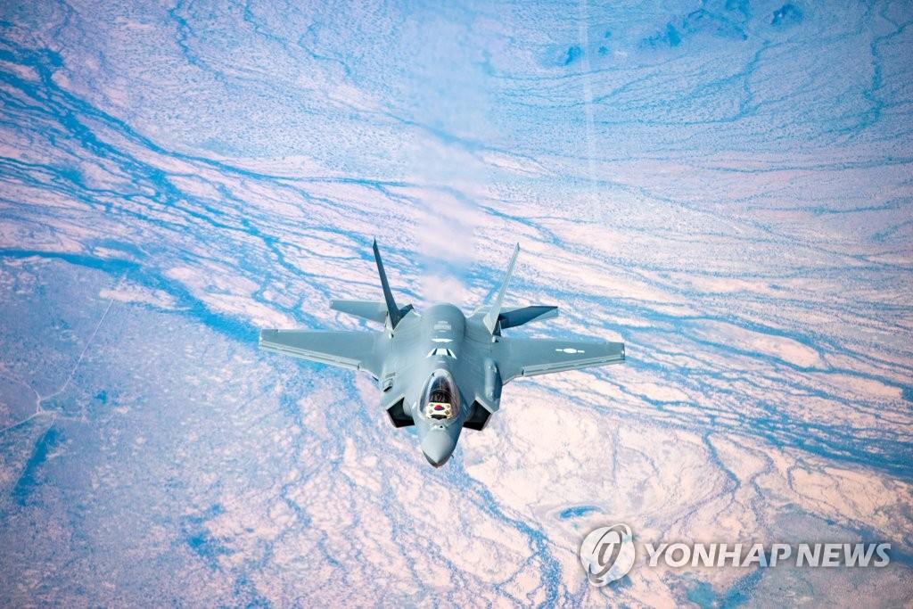 韩军再接收两架F-35战机