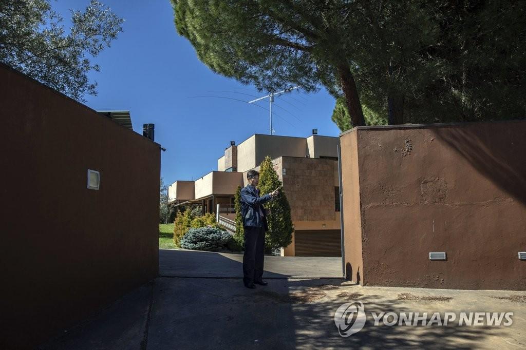韩西班牙讨论朝使馆遇袭问题