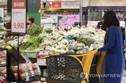 详讯:韩5月CPI同比上涨0.7%