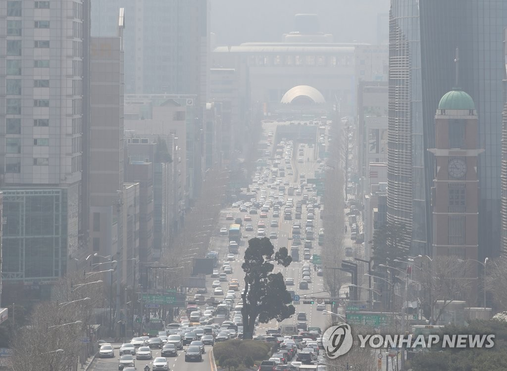 韩中联合研究PM2.5危害性