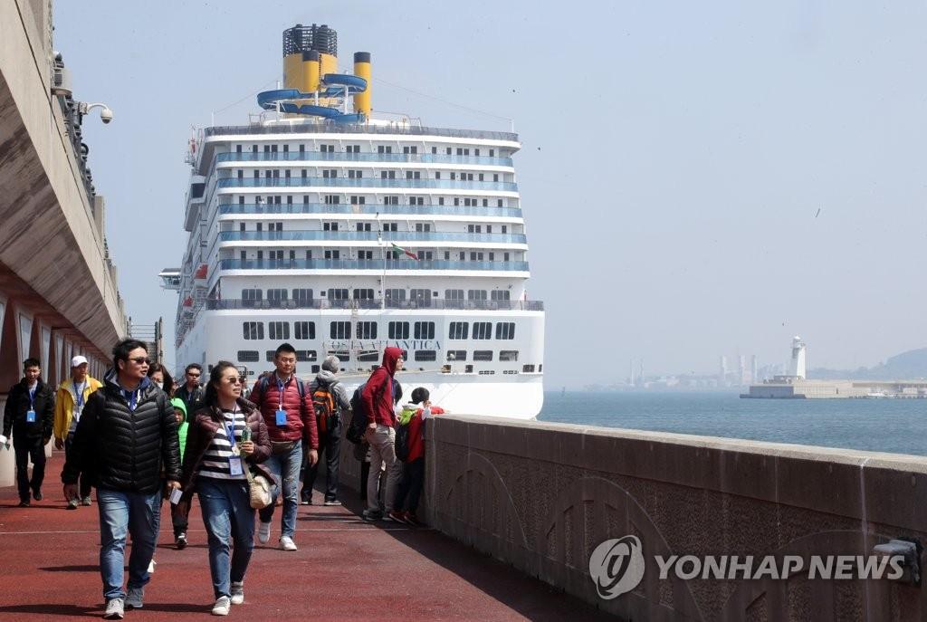 沈阳溢涌堂奖励旅游团访韩