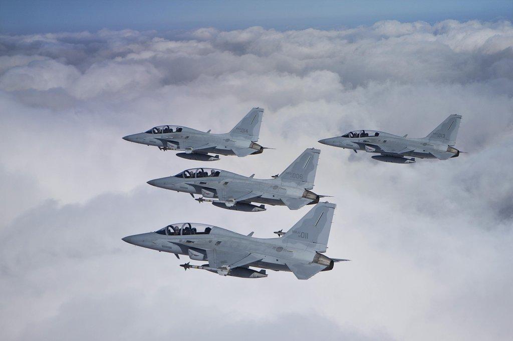 详讯:韩军在非军事区发现不明飞行器航迹
