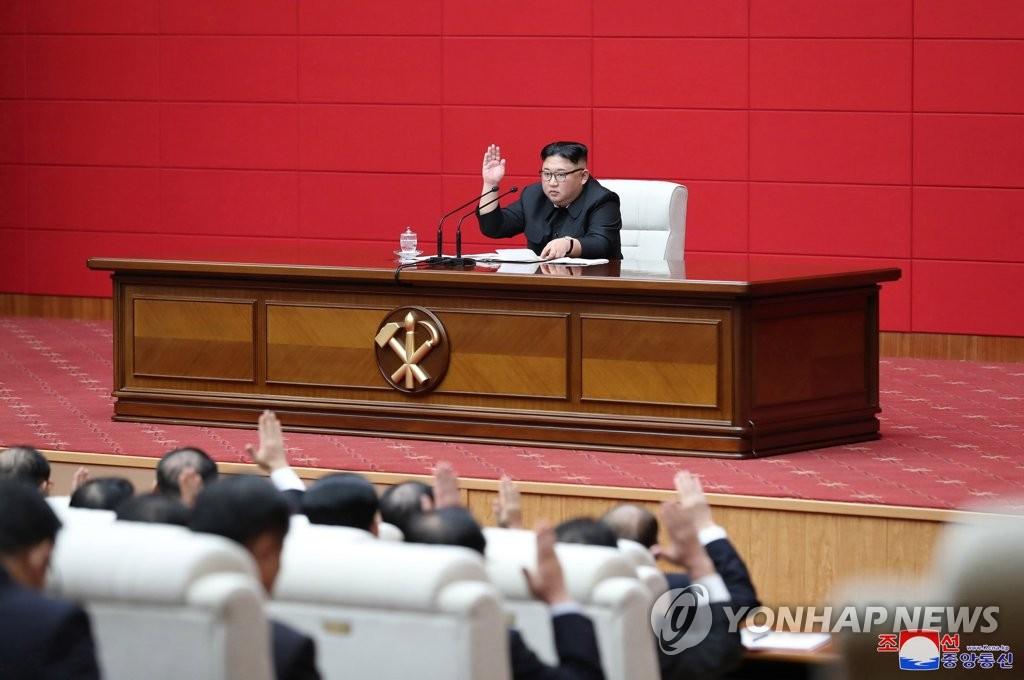 韩统一部:金正恩在朝鲜地位更为稳固