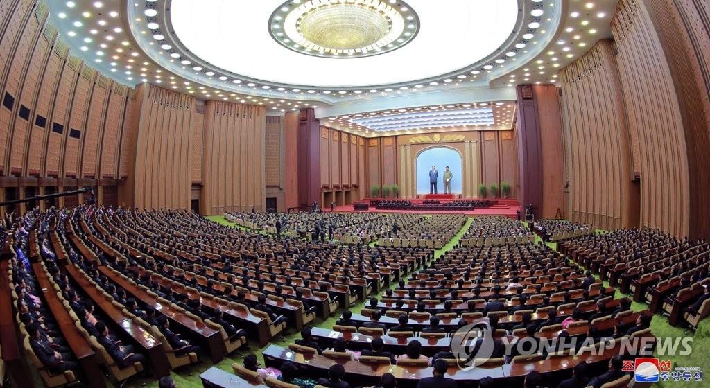 韩统一部:朝鲜最高人民会议19年来首开两天