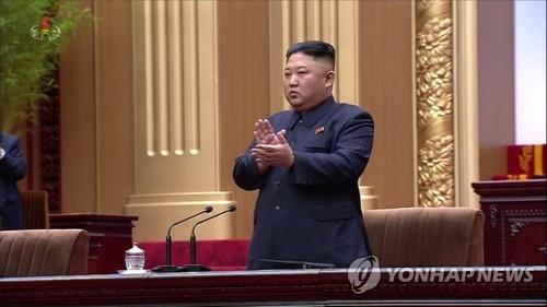 朝媒报道接受国书表述有变凸显金正恩国家元首地位
