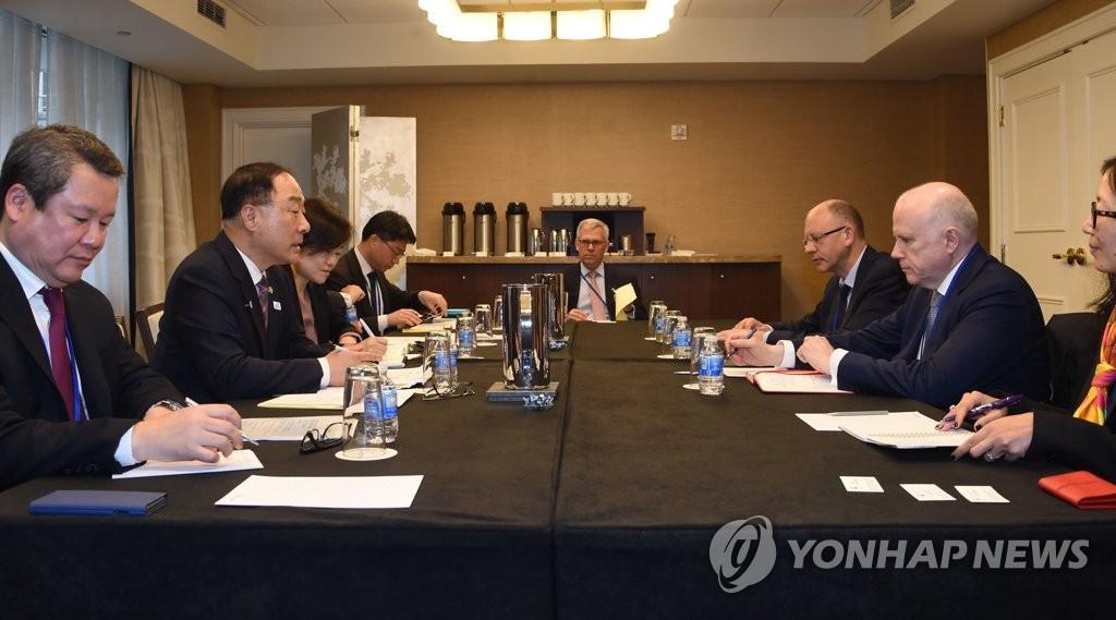 惠誉国际维持韩国信评等级AA-不变