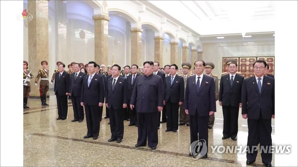 金正恩新头衔:共和国武装力量最高司令