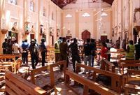 韩政府强烈谴责斯里兰卡爆炸事件