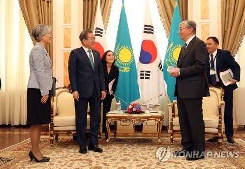 韩哈外长下周在首尔会晤