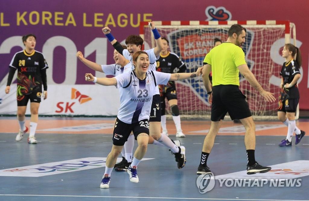 第16届东亚手球俱乐部锦标赛明在韩开幕