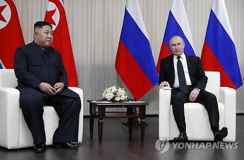详讯:金正恩称访俄为讨论地区局势